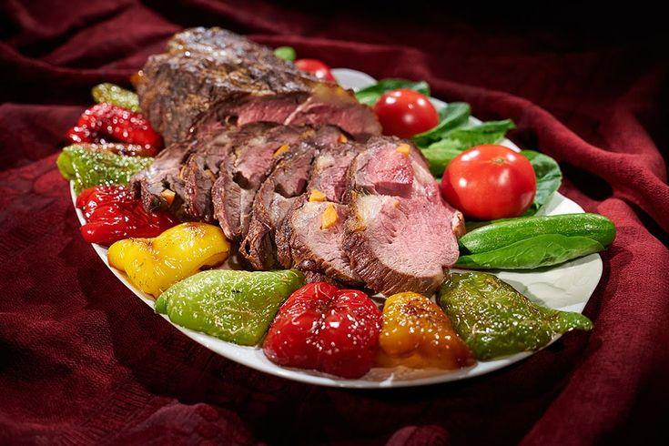 Сталик: Запеченная говядина