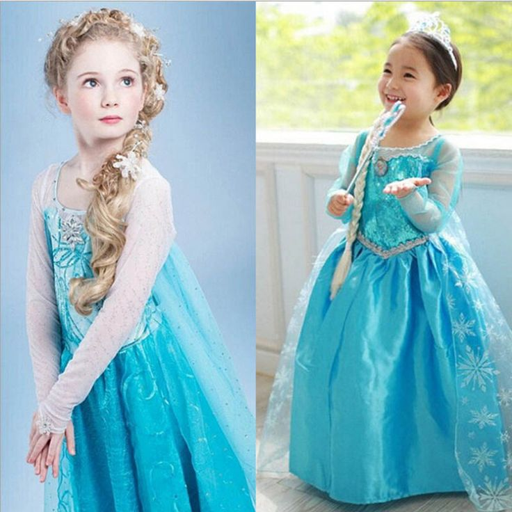 $14.41 (Buy here: https://alitems.com/g/1e8d114494ebda23ff8b16525dc3e8/?i=5&ulp=https%3A%2F%2Fwww.aliexpress.com%2Fitem%2Fnew-dress-elsa-elza-disfraz-anna-princess-sofia-dresses-infantil-vestido-costume-disfraces-infantiles-rapunzel-cinderella%2F32588795462.html ) fantasia vestido disfraz jurk fever anna elsa rapunzel dress elza princesa princess costume girls easter dresses novatx for just $14.41