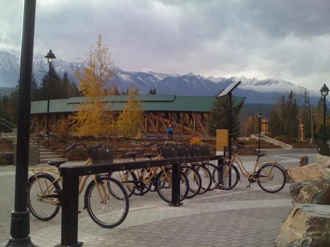British Columbia's 10 Most Beautiful Towns - Golden BC is one.