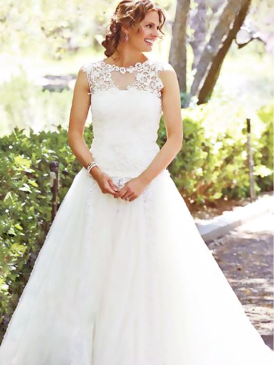 castle-tv.com/wedding dress | Castle TV Show Wedding Dress