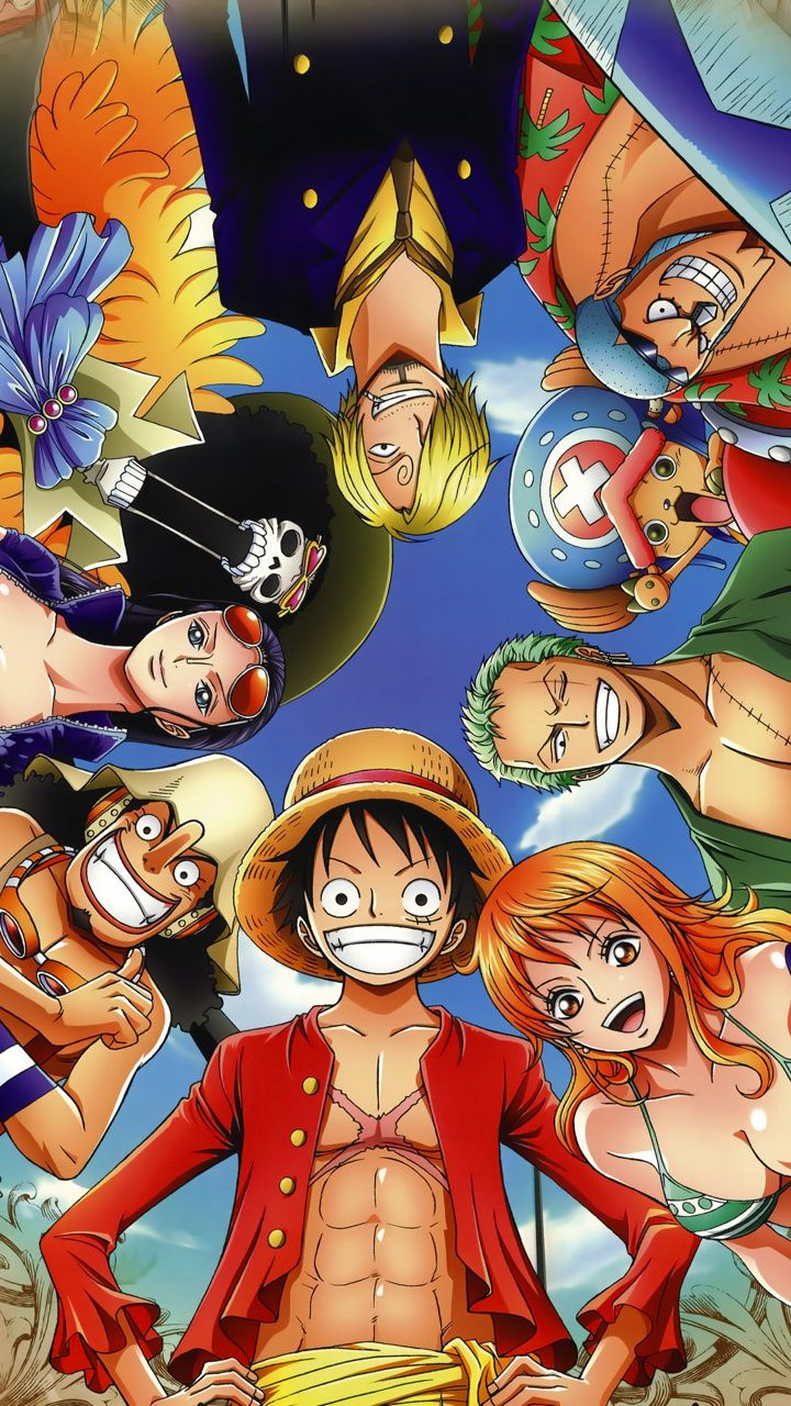 Luffy Wallpaper 39 Seni Anime Seni Gambar Manga