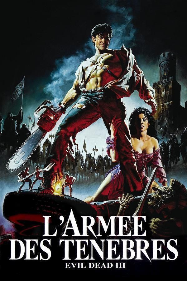 Army of Darkness    Evil Dead 3 L armee Des Tenebres 1993 1080P FR EN    Languages : English, french  Free download at LESTOPFILMS.COM