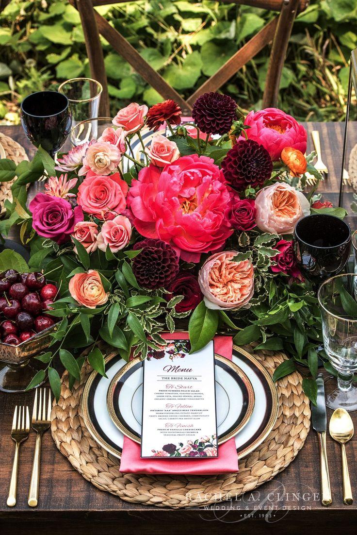 Best ideas about burgundy floral centerpieces on