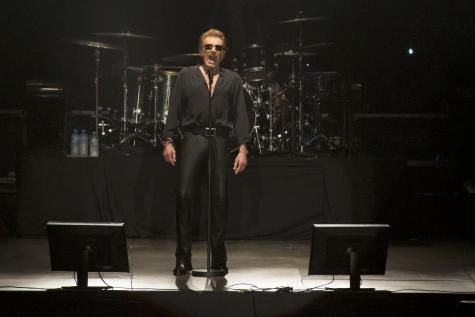 Abattage de platanes pour un concert de Johnny Hallyday. - soirmag.be