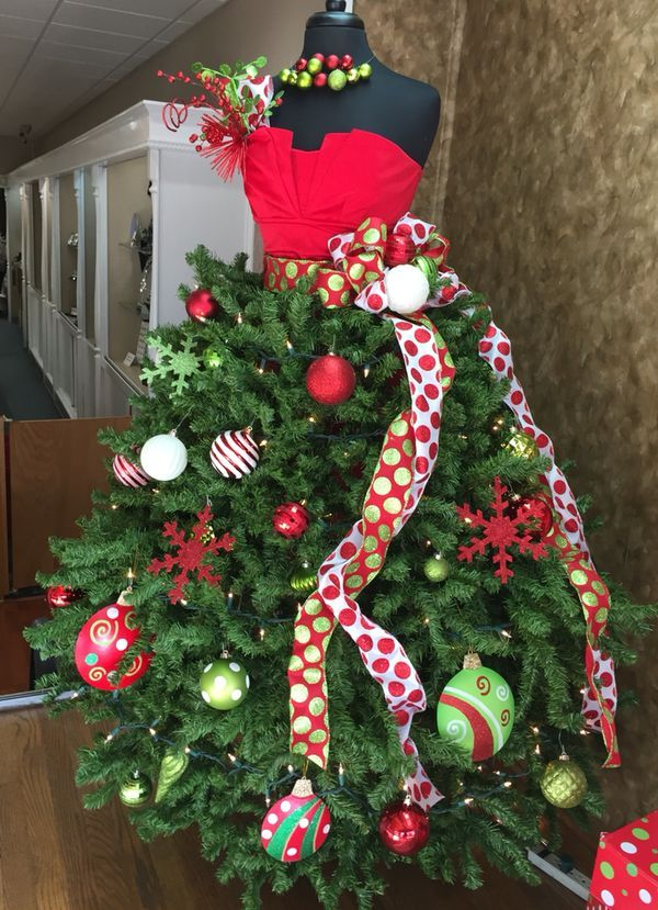 533 best Dress Christmas Trees images on Pinterest | Holiday ...