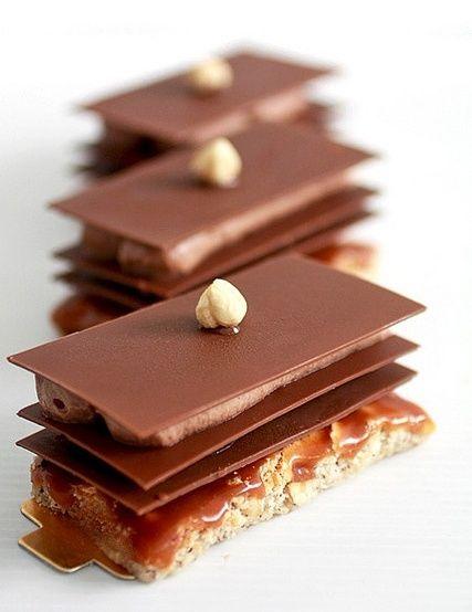 Star Chocolate Dessert Recipes