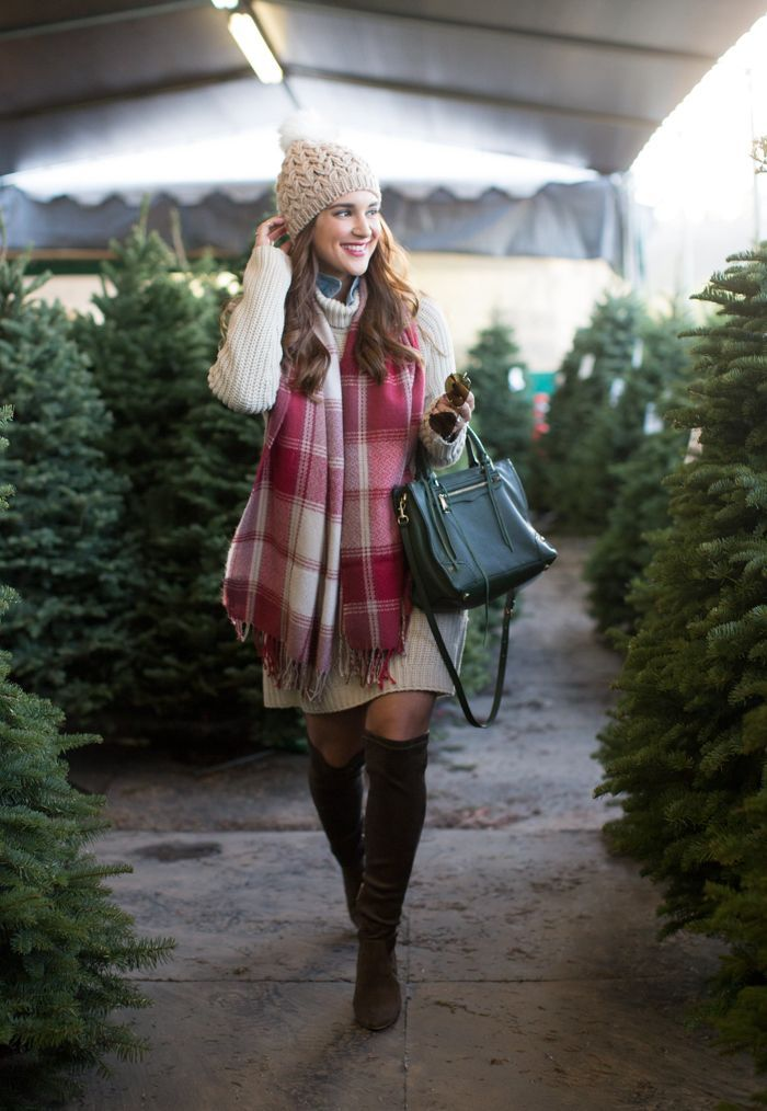 Christmas Eve Outfit Ideas with @nordstrom - Christmas Eve Outfit Ideas Fall Holidays Christmas Eve Outfit
