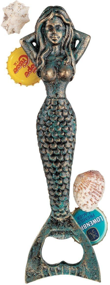 By the Sea Mermaid Bottle Opener