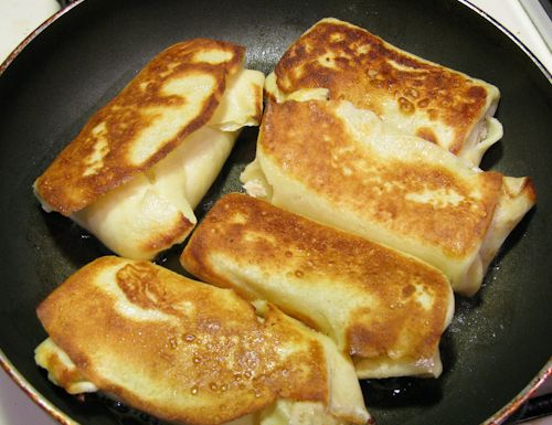 Crepes With Meat Filling Recipe Armenian Kitchen