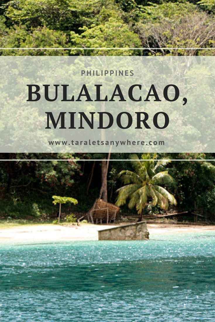 Island hopping in Bulalacao, Mindoro (Philippines) | Aslom island | Philippine beach