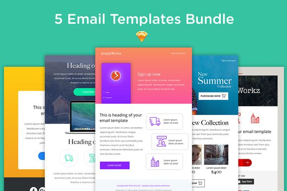116 best e mail templates images on pinterest email design email marketing and email. Black Bedroom Furniture Sets. Home Design Ideas