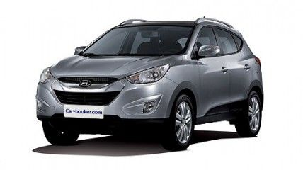 SUV car class- car rental.  Check out all the best deals for each car class anywhere in the world with Car Booker.