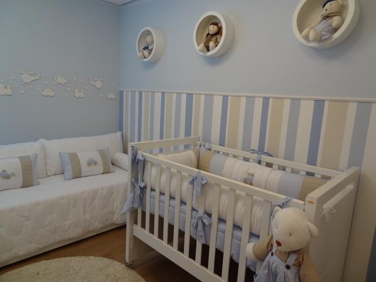Decorar quarto de bebê 22