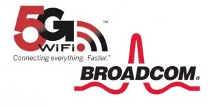 BROADCOM ANNOUNCES 5G WI-FI CHIPS FOR LOW-COST DEVICES http://www.beatechnocrat.com/2013/05/25/broadcom-announces-5g-wi-fi-chips-for-low-cost-devices/