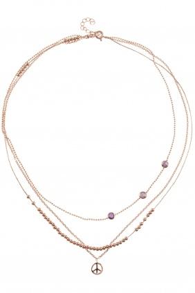 peace necklace ♥