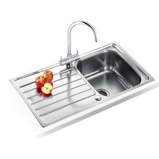 Franke Spark Stainless Steel Sink Tap 2in1 Pack Stainless Steel Sinks Sink Taps Sink