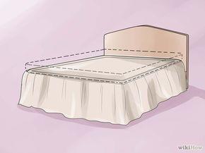 Como Fazer uma Saia de Cama                              …