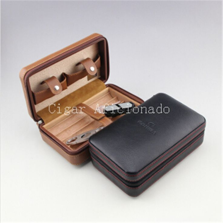 Cheap cigar humidors for sale, Buy Quality cigar box directly from China cigar humidor accessories Suppliers:    Free Shipping COHIBA High Quality Luxury  Black Roadster Style Wooden Cigar Humidor Storage Box with Hygrometer Humid