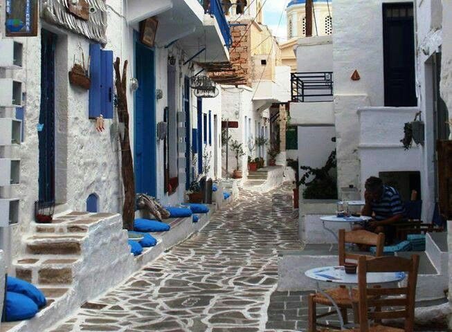 GREECE CHANNEL |  Kimolos island