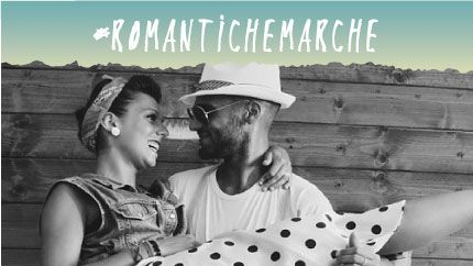 Die romantische Seite der Marken - #destinazionemarche #romantichemarche
