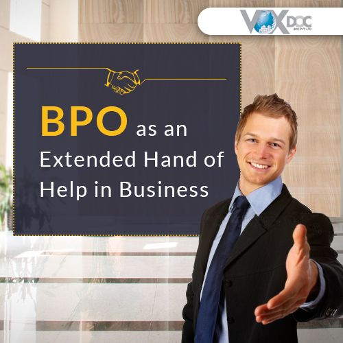 Want to know how BPO can act as an Extended Hand of Help in Business?#‎BusinessProcessOutsourcing‬ ‪#BusinessTalk #‎BPO‬ ‪#‎Marketing‬ ‪#‎BusinessServices‬ ‪#‎Enterprises‬ ‪#‎Voxdoc‬ ‪#‎Outsourcing‬ ‪#‎Company‬ ‪#‎India‬