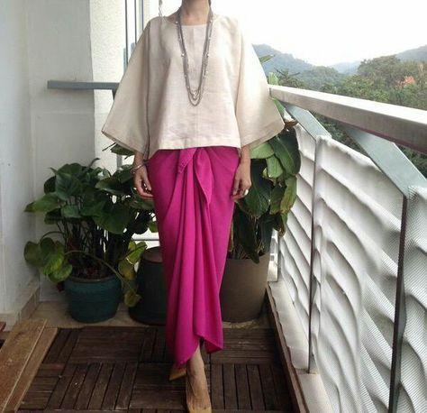 Baju Kurung : Modern Baju kurung