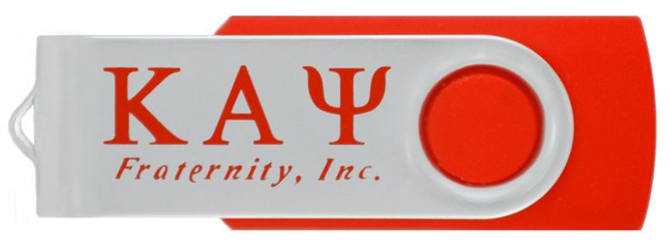 Kappa Alpha Psi Greek Flash Drive