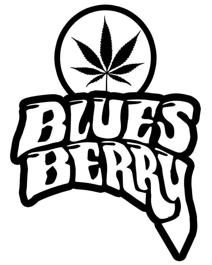 Logo Blues Berry