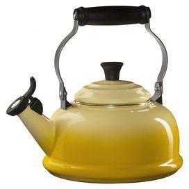 Ле Крезе Эмаль на стальных 1.8 Qt.  Классический свист чайника в Soleil