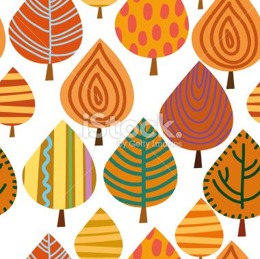 Autumn background with leaves Royalty Free Stock Vector Art Illustration
