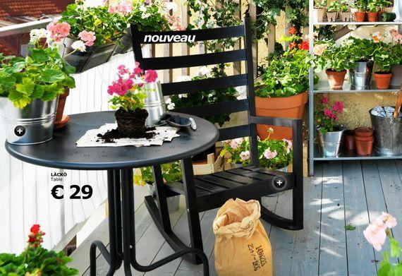 Ideas for small balcony garden Small Balcony Design Ideas_5