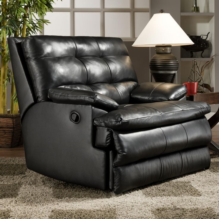 Comfortable Power Recliner for Family Rooms and Living Rooms giant chair and a half & 59 best Recliners/poltronas images on Pinterest | Furniture ideas ... islam-shia.org