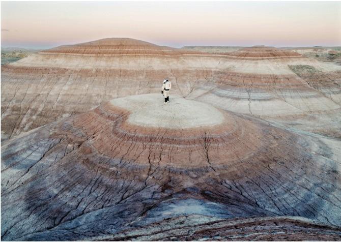 Space photography / Vincent Fournier