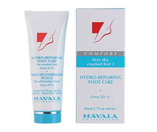 New in! Hydro-Repairing Foot Care #SummerFeet