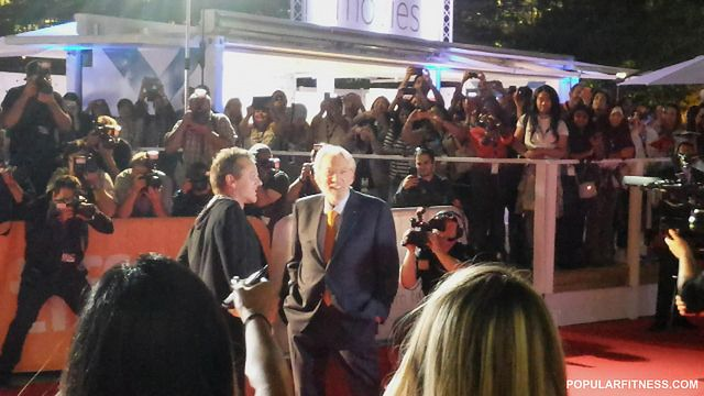 Kiefer Sutherland and Donald Sutherland togeher at TIFF. Watch video: http://youtu.be/DngpPtUVVvk