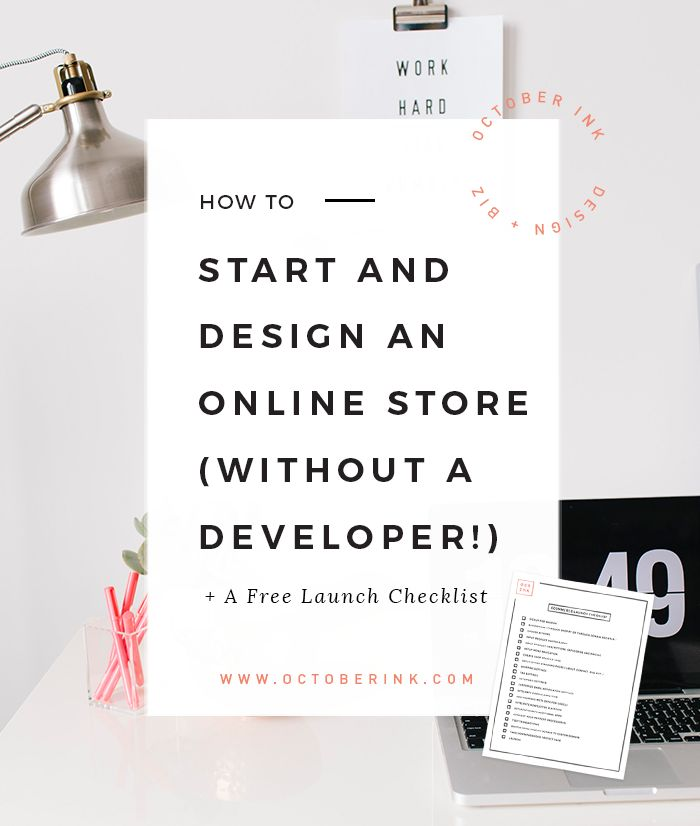 A Step by Step guide to starting your own online store (and saving thousands in development fees)