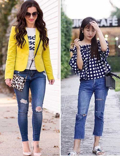 c37719006 How To Dress If You Are A Petite Or A Short Woman | clothing | Jeans ...