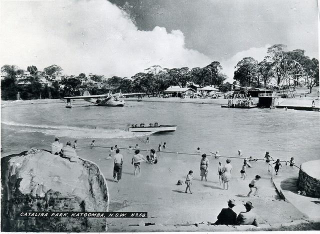 Catalina Park, Katoomba c.1950