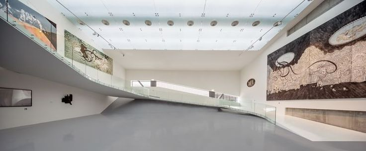 Cultural Center In Castelo Branco, Portugal - Picture gallery