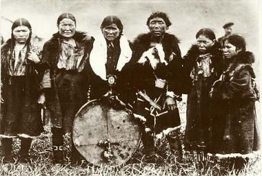 Koryak Shamans, 1915. Shamans played an important role in the lives of their tribal members and were protectors and intermediaries between humans and spirits. The training and development of future shamans required several years. As soon as the clan acknowledged a candidate for shaman and the candidate's right to be a shaman, the ritual of consecration occurred.