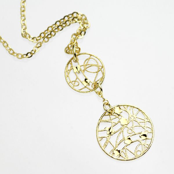 A stylish 14K gold necklace that will get her undivided attention!  Check it out at: http://grasjewellery.com/index.php/component/virtuemart/necklaces/gold2013-05-23-18-28-06/443001-detail?Itemid=0