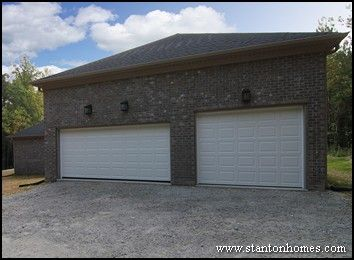 25 Best Ideas About Detached Garage Cost On Pinterest