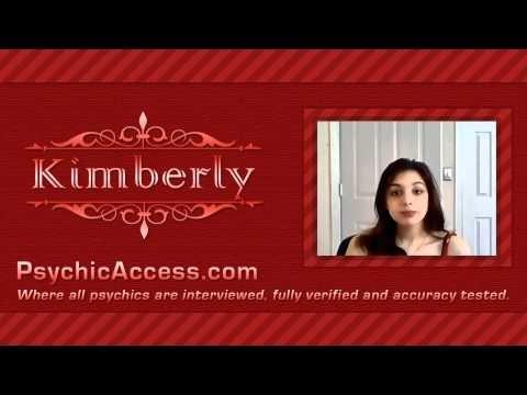 Kimberly at PsychicAccess.com