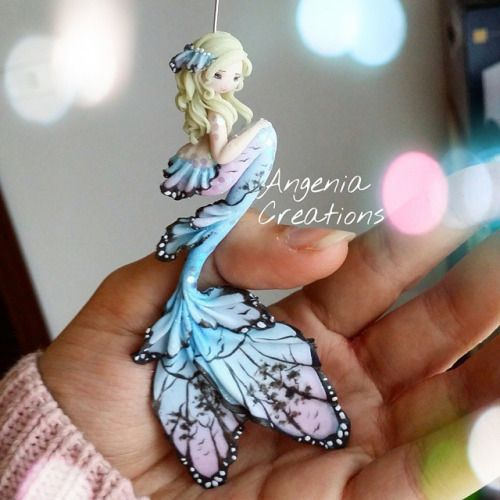 angenia creations butterfly mermaid - Google Search