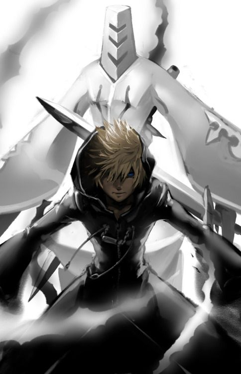 No Body Kh Roxas Wallpaper | Collection 11+ Wallpapers