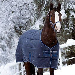 Amigo Insulator Stable Blanket - Sale! - Navy/Navy & White by Horseware Ireland. $65.07. The Amigo Stable Blankets are designed to keep your horse cozy and warm while in the barn. They are made of a hi-tech 210D Ripstop Polyester outer shell with a polyester lining. Classic original cut. Features: Hi-Tech 210D Ripstop Polyester Outer Shell keeps your blanket looking great for years to come Polyester Lining keeps your horse toasty warm Straight front closures let you t...