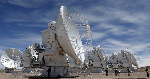 Observatorio ALMA podrá investigar una pelota de golf en la superficie lunar - LaRepública.pe