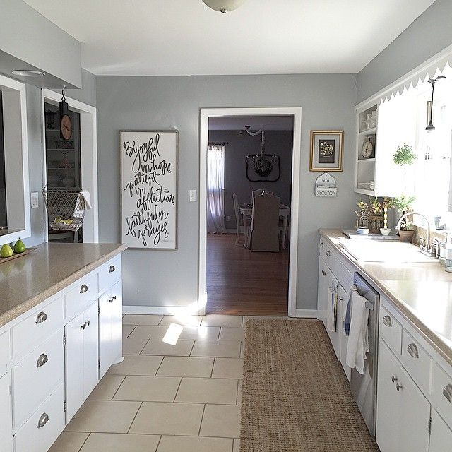 Benjamin Moore Colors For Kitchen: 1000+ Ideas About Coventry Gray On Pinterest
