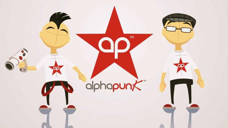 Love working with the AlphaPunk guys. A combination of scientist, geek, creative and business...in 2 people. This was an animation we did to help them explain what they are all about.