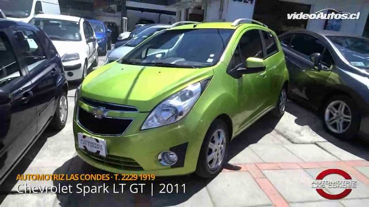 www.VideoAutos.cl :: Autos Usados con Video :: Chevrolet Spark LT GT